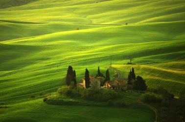 Tuscany by sarpeco