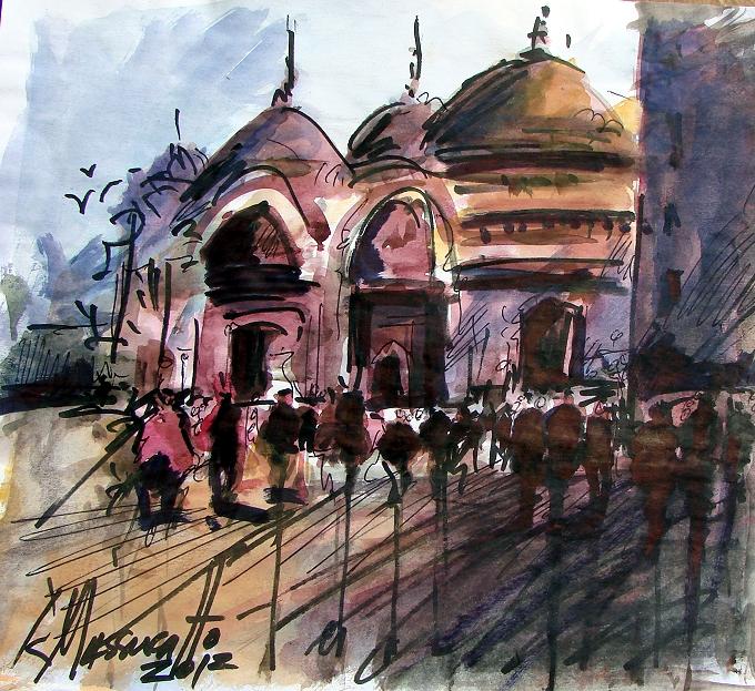 Venice study by ricardomassucatto