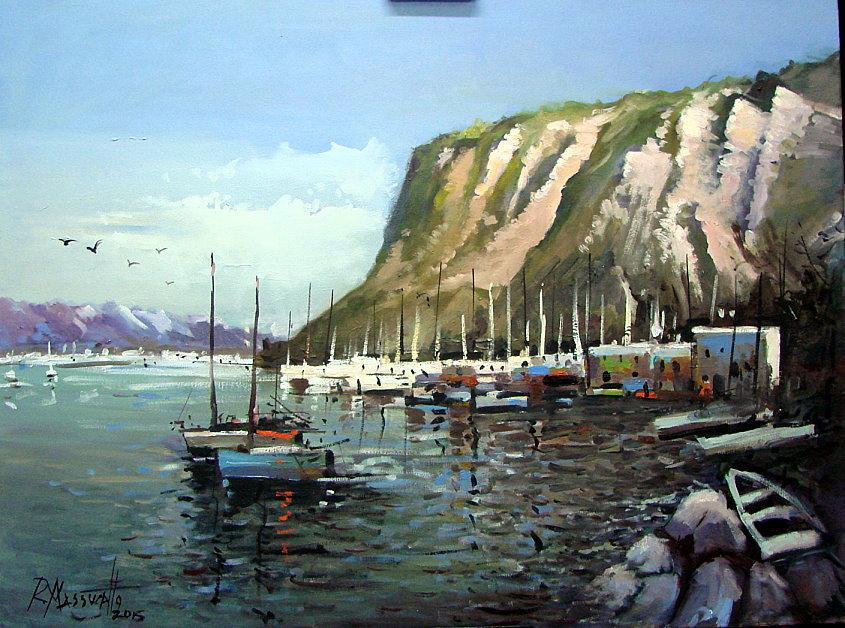 Capri Isle by ricardomassucatto
