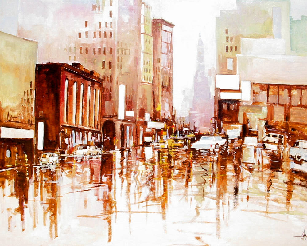 New York by ricardomassucatto