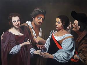 Cigana art reproduction old masters