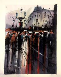 PARIS RAIN II