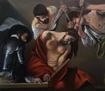 Caravaggio copy. by ricardomassucatto