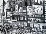 New York Sefora Drawing