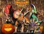 dinosaur king halloween