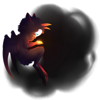 From the smallest spark by Unikeko