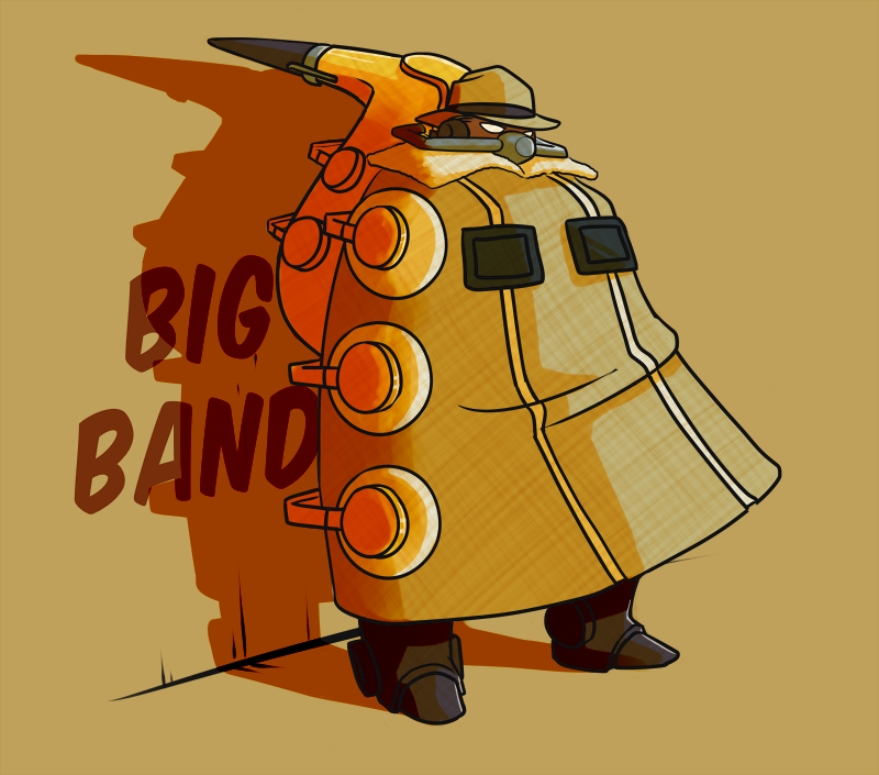 BIG BAND by Contramonster