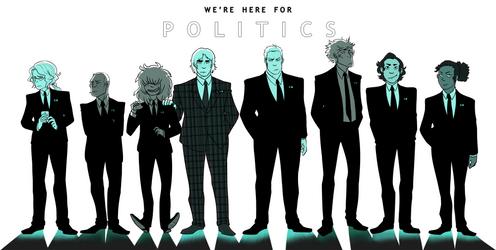 WoD: VAMPIRE POLITICS