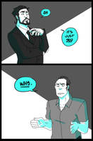 WoD: Well, this is awkward. by BITEGHOST