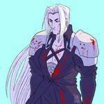 Meanie Monday #3 - Sephiroth