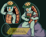 Adoptable: Terry the Turtle, set price [OPEN] by ARTuReady