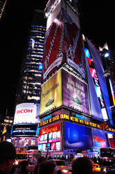 Times Square Tower by xxsardisxx