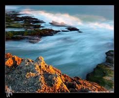Sunshine Rock by purplepawn