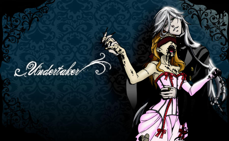 Undertaker Wallpaper by sweettartslover