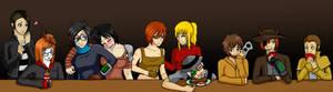 Fallout Groupshot