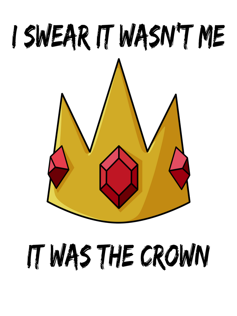It was the Crown by sweettartslover