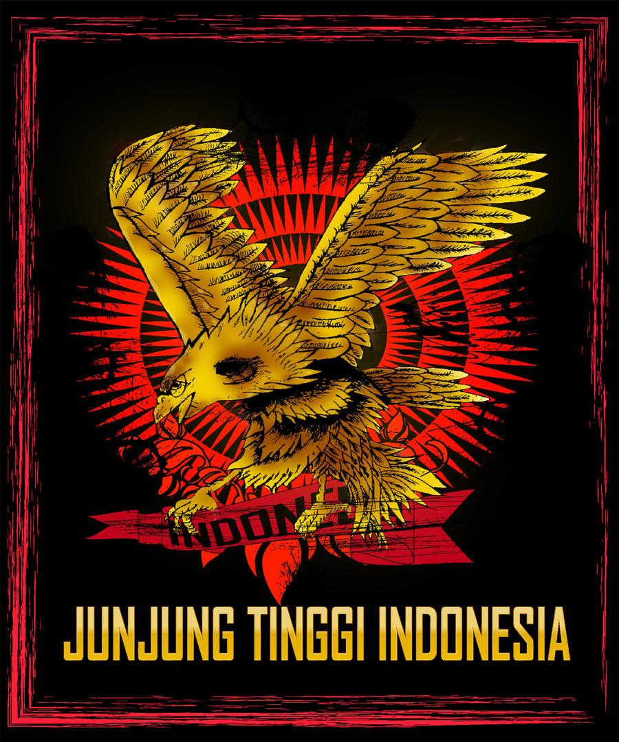 Junjung Tinggi Indonesia by SempaxWarrior
