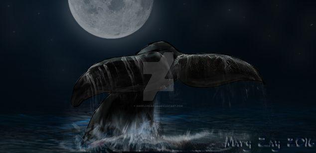 Lunar Dive by Angelorca6109