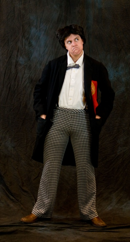 The Second Doctor cosplay by vandonovan ...  sc 1 st  DeviantArt & The Second Doctor cosplay by vandonovan on DeviantArt