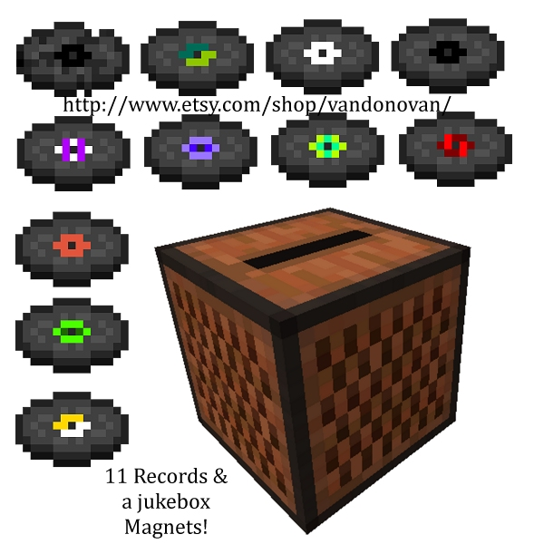 how to build jukebox minecraft