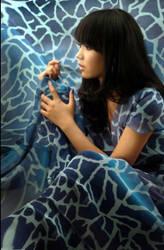 Blue Polished Diamond by funny-ann