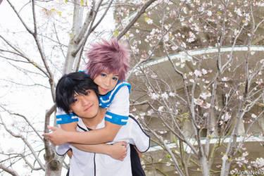 Nagi No Asukara - Just friends