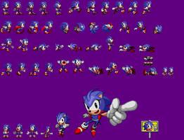 Sonic Gets Bent - Full Sheet