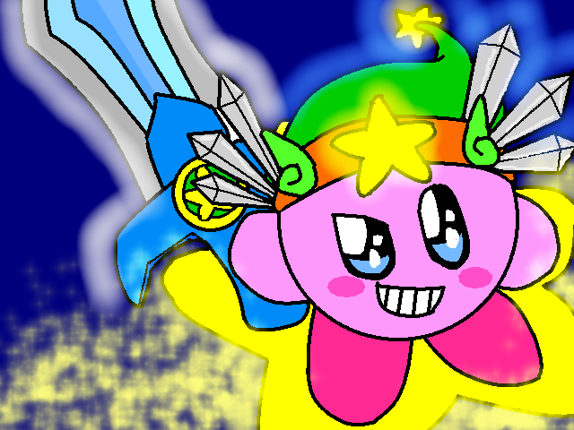 ultra sword kirby - photo #20