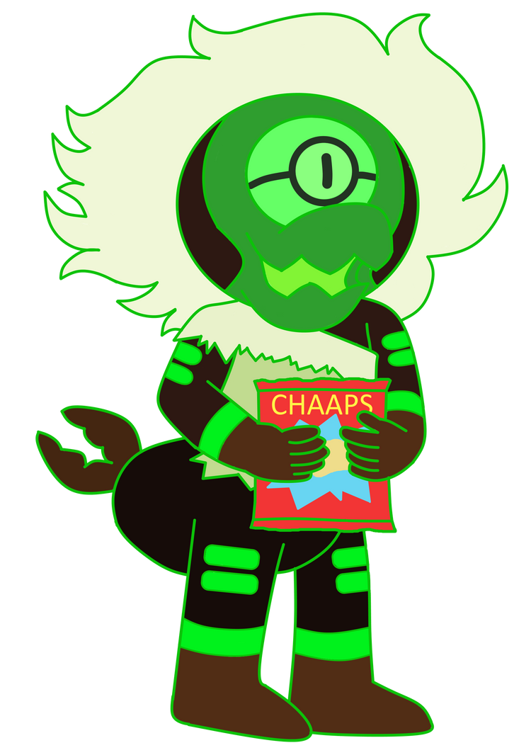 A little chibi centipeetle with some tasty chaaps. I hope they make a return to the show soon You can buy this on my redbubble here! www.redbubble.com/people/midor…