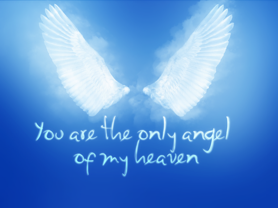angel from heaven - photo #32