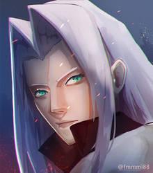 Sephiroth by amarakun