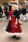 Eirin Yagokoro cosplay