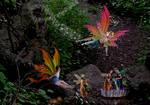 Fairie Fire Water