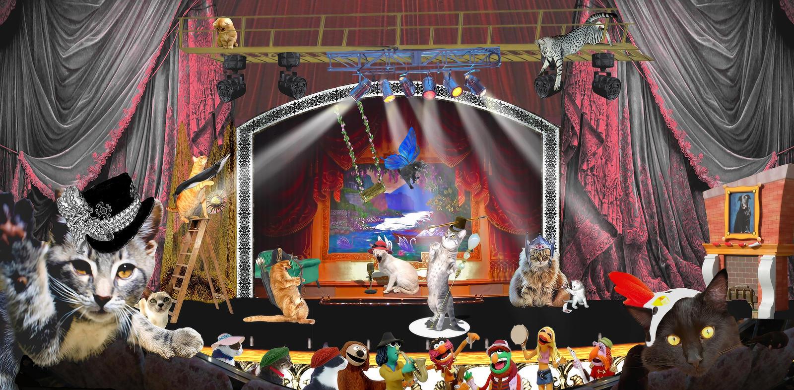 Cats the musical, origional cast