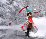 Christmas Magic by kongvmax