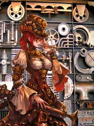 Steampunk by kongvmax
