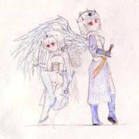 Magical Snow Princess Sveta by Konigsritter