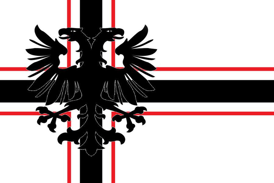Das Eiserne Kreuz - Imperial Standard of Wolfenium by Konigsritter