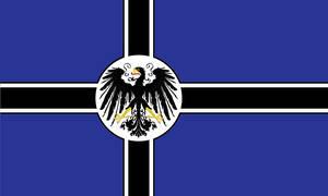 Naval Ensign of Prussia (Kaliningrad Alt Hist TL)