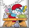 Papa Smurf by Sage-Dreamer