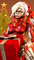 Happy Holidays by SFM-ShatteredKnives