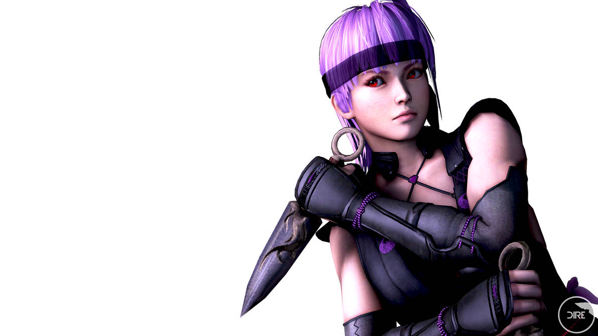 Ayane by SFM-ShatteredKnives