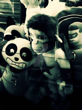 Hello Angry Panda