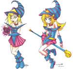 Dark Magician Girl x2