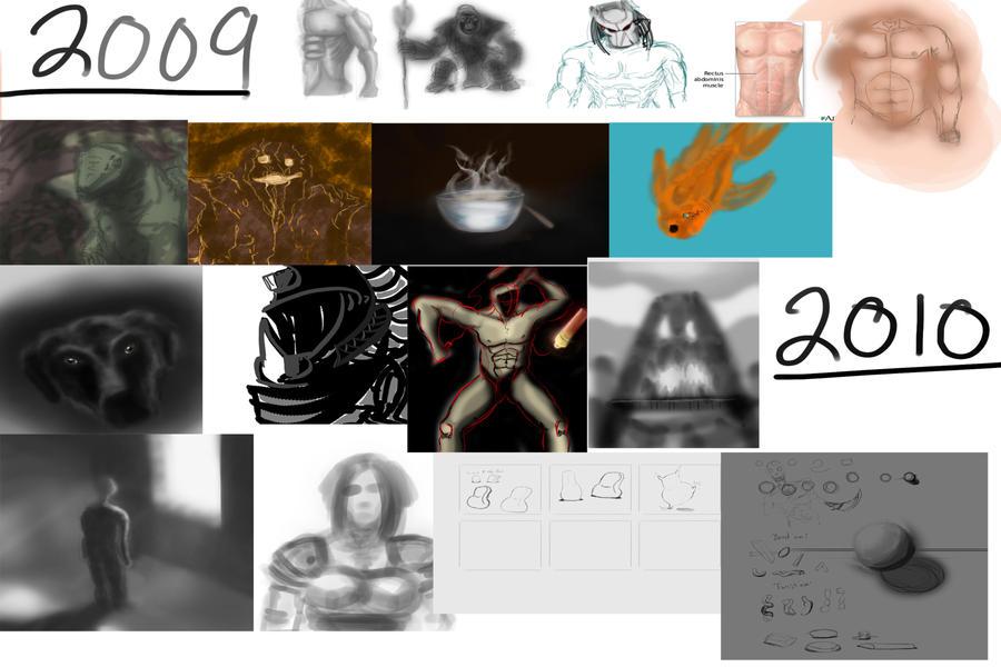 DmnSpawn's Digi Sketchbook