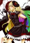 Mayu Vocaloid Fanart by Jean-Jeano