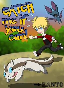Catch me if you can - Kanto 0
