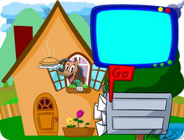 Toontown House Launcher by MarkOmo83