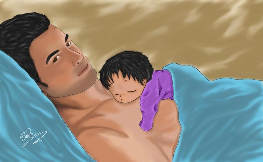 Asari Baby Shenko Baby by Saka88Bln