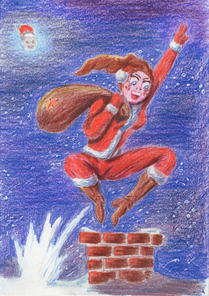 Ho!!!Ho!!!Ho!!! by Andrzej5056